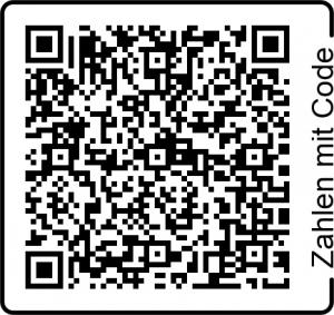 Diabär-IBAN - Zahlen mit Code