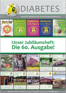 Diabetes News - Jubiläums-Ausgabe 60